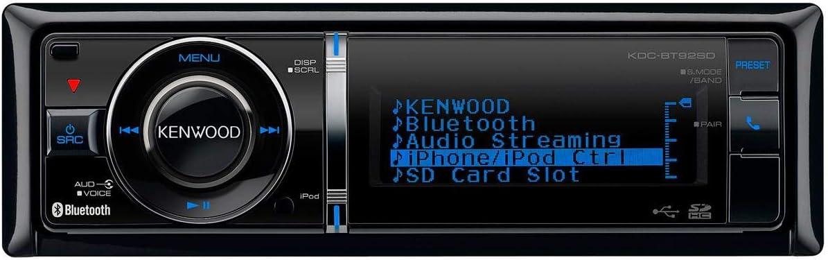 BMW 1 Serie Coche Radio Stereo Alpine UTE-200BT Bluetooth manos libres Mechless