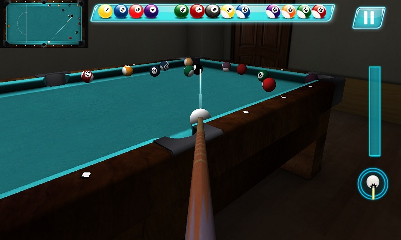 Real Ball - Pool Billiard 3D - Snooker Game for Android: Amazon.es ...