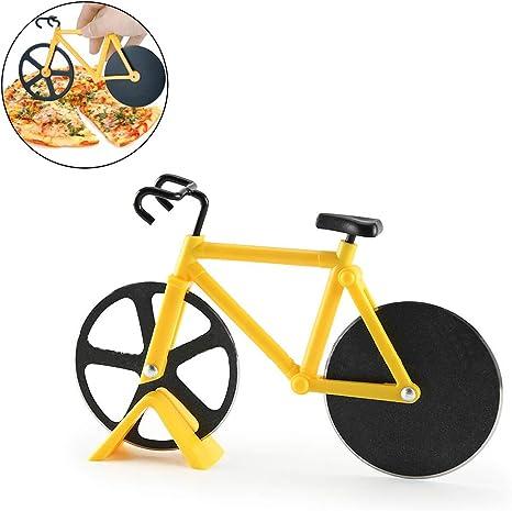 Compra Cortador de Pizza Ruedas de Bicicleta Cortador de Ruedas de ...