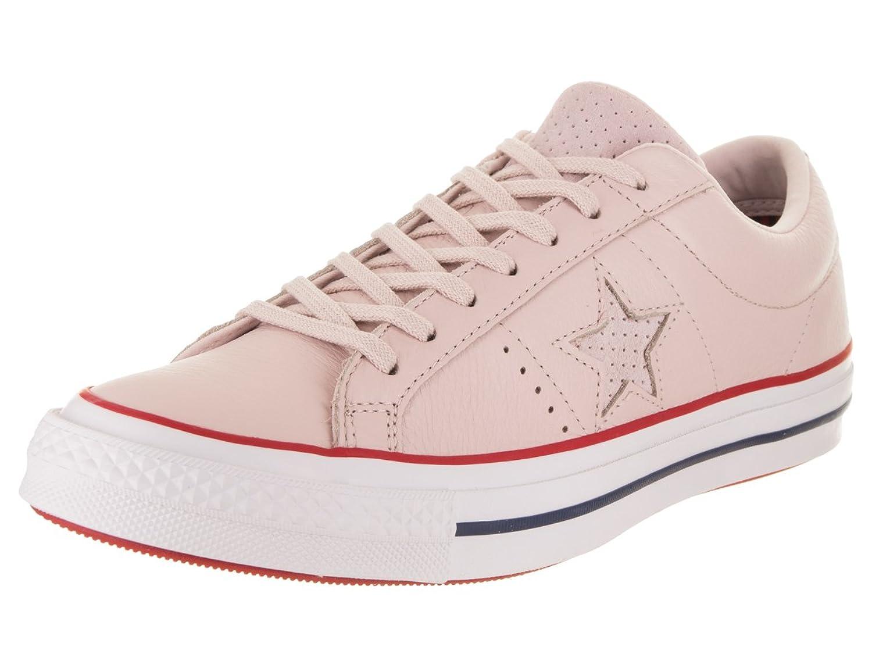 Converse Chucks 160623C Rosa One Star Ox Barely Rose Gym Red White Barely Rose Gym Red White