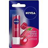 Nivea Lip Care, Fruity Shine Cherry, 4.8g