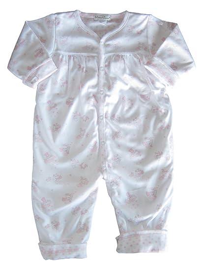 94368990cf0 Amazon.com  Kissy Kissy Baby-Girls Infant Little Super Star Reversible  Playsuit  Clothing