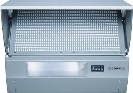 Siemens LE64130 Hotte Aspirante Encastrée Aspect Inox 59.8 Cm (Import  Allemagne)