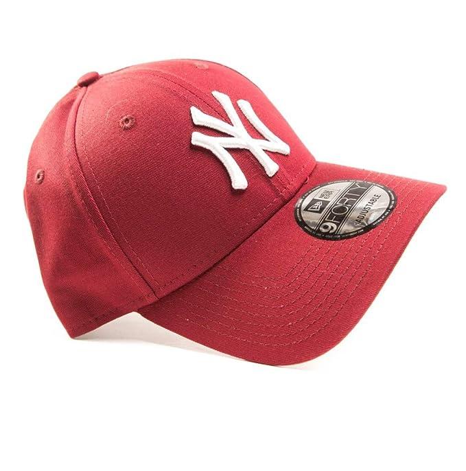 New Era York Yankees 9forty Adjustable Women cap League Essential  Brown White - One-Size  Amazon.it  Abbigliamento 25cd114955d2