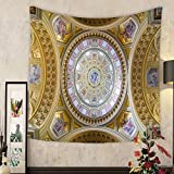 Carolyn J. Morin Custom tapestry budapest hungary february interior of the cupola roman catholic church st stephen s