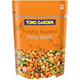 Tong Garden Party Snack Crackers and Nuts, 400g