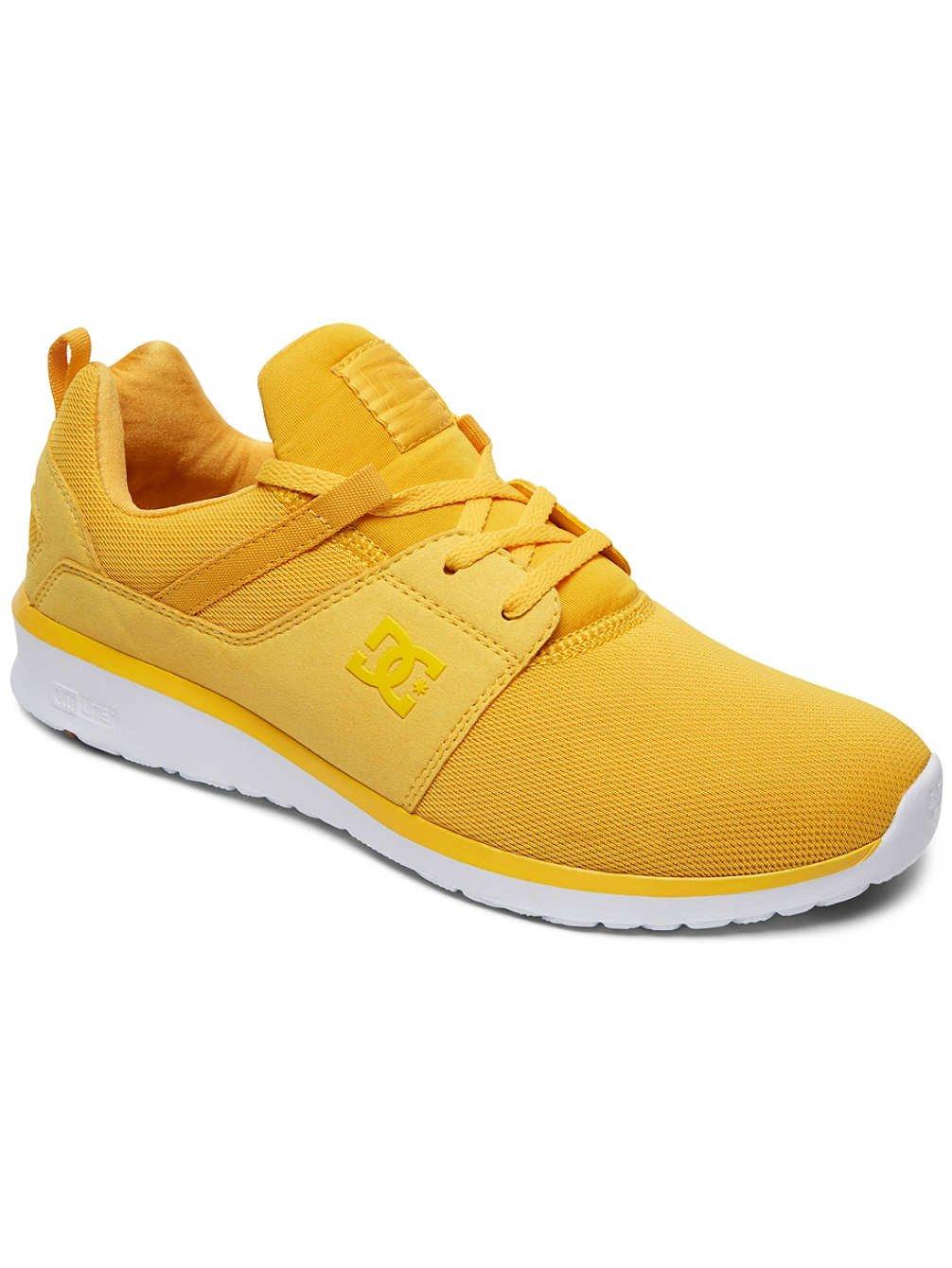 DC Heathrow - Zapatillas Hombre 10|Ywg-amarillo Venta de calzado deportivo de moda en línea