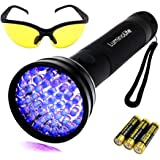 UV Black Light Flashlight Urine Detector light Finds Scorpion Pet Stain Black Light,Unique &