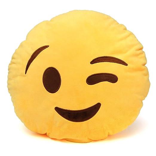 King Do Way Emoji risa Emoticon almohada acolchado ...