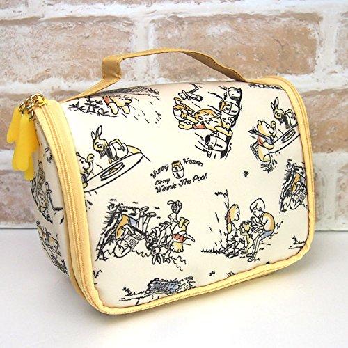[해외]【 디즈니 푸우 】 걸이 현관 허니 시리즈 [065008] / [Disney`s Winnie the Pooh] hanger Pouch Honey Series [065008]