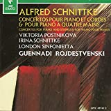 Schnittke: Concertos for Piano and Strings & for Piano four hands