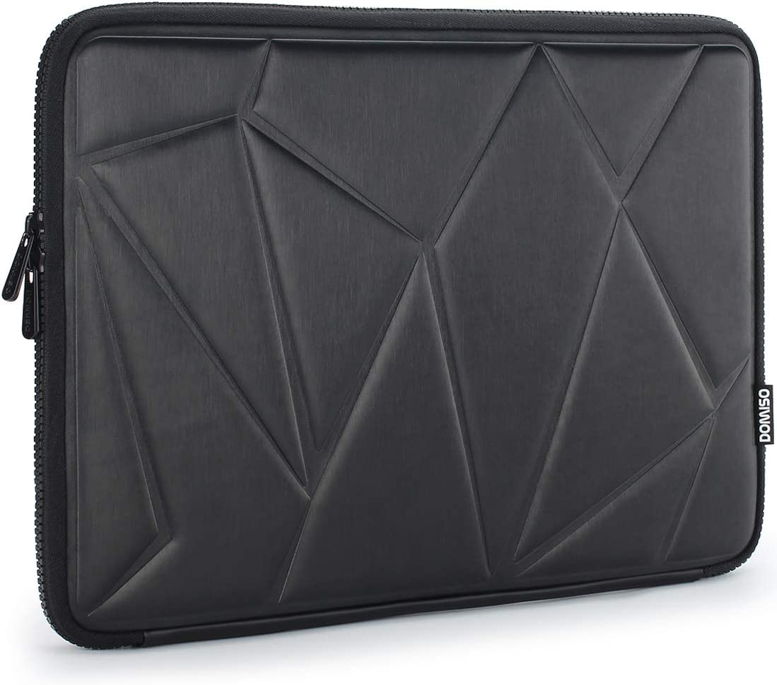 DOMISO 14 Inch Shock Resistant Laptop Sleeve Protective Case Compatible with 14
