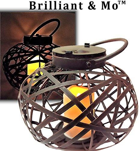 Oriental Solar Garden Lights