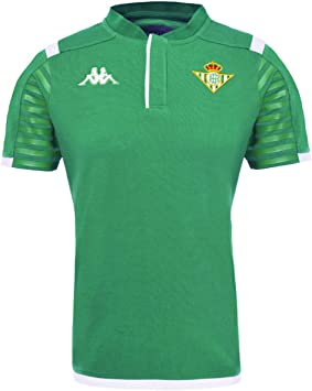 Kappa Real Betis Balompie 2019-2020, Polo, Verde: Amazon.es: Ropa ...