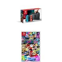 Nintendo Switch Neon with Mario Kart 8 Deluxe