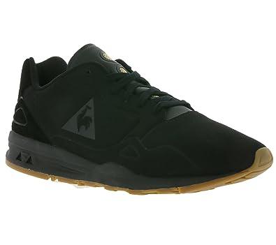 Mens Le Coq Sportif Lcs R900 Craft S Nubuck sneaker s Black