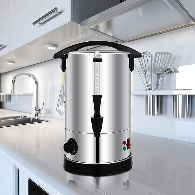 Amazon.com: Giantex 6 Quart calentador de agua eléctrico de ...