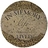 Carson Home Accents in Memory Decor Stepping Stone Review
