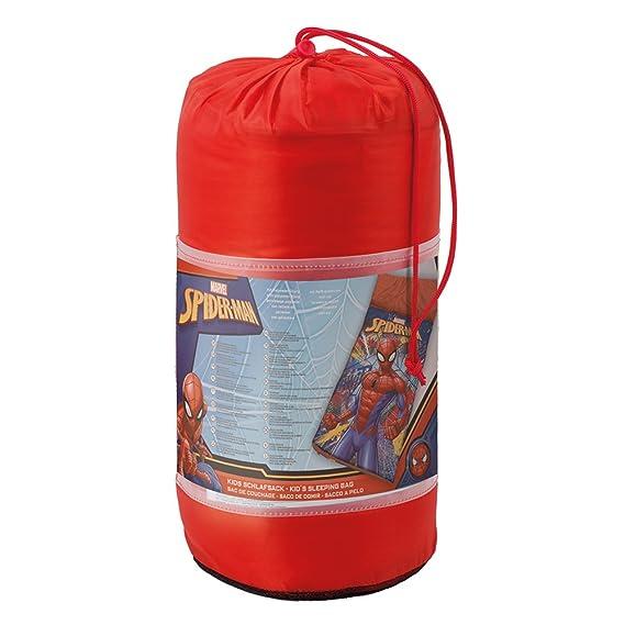 Marvel 79203 - Saco De Dormir Spiderman (Smoby): Amazon.es: Juguetes y juegos