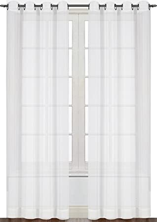 sheer drapes curtain new panels and curtains black ideas striped with trim semi white