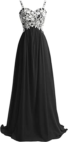 Chiffon Lace Evening Formal Party Ball Gown Prom Bridesmaid Dress 6-28 Custom