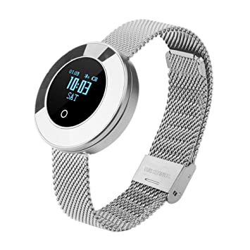 Pulsera Inteligente para Mujeres,Smartwatch Bluetooth Impermeable ...