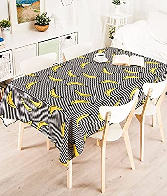 140 * 200 cm negro amarillo rayas Banana - moderno Instagram ...