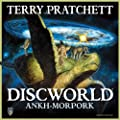 Discworld Ankh-morpork by Mayfair Games