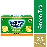 Tetley Green Tea, Lemon and Honey, 25 Tea Bags