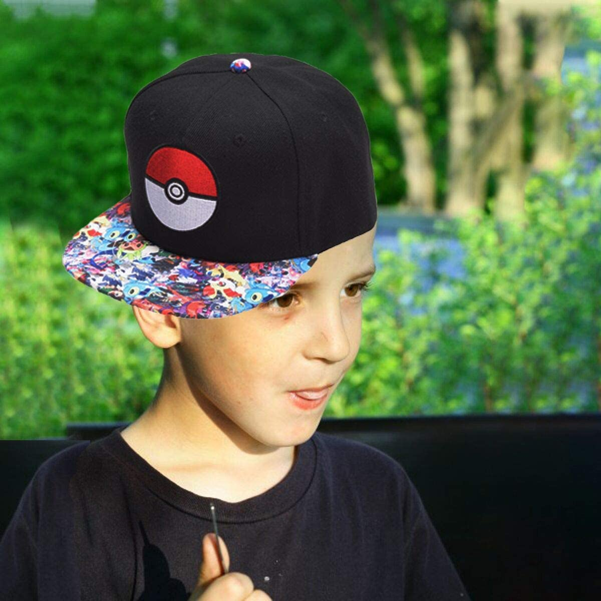 Kids Hat Youth Snapback Hat Boy Girl
