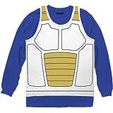 Dragon Ball Z Vegeta Saiyan Armor Costume Cosplay Shirt