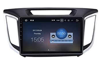RoverOne Android 7.1 Sistema Navegación GPS del coche para Hyundai IX25 Creta 2014 2015 2016 con