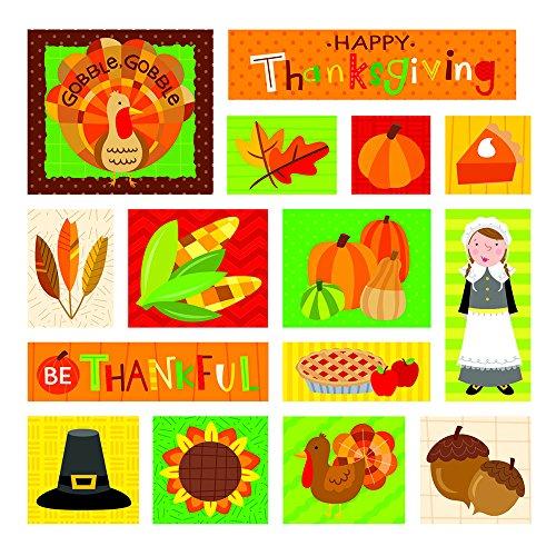 Creative Teaching Press Thanksgiving Fun Stickers (4045)