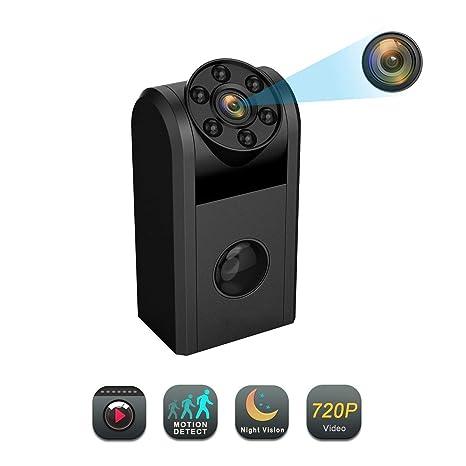 C-Xka WiFi Micro Mini Camera Hide Performance 120 Grados Cámara 1080P HD Calidad de