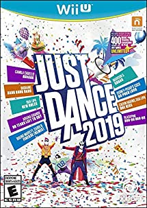 Amazon com: Just Dance 2019 - Wii U Standard Edition: Ubisoft: Video