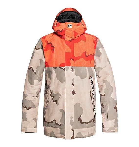 DC Shoes Defy - Chaqueta para Nieve para Hombre EDYTJ03073: DC Shoes: Amazon.es: Ropa y accesorios