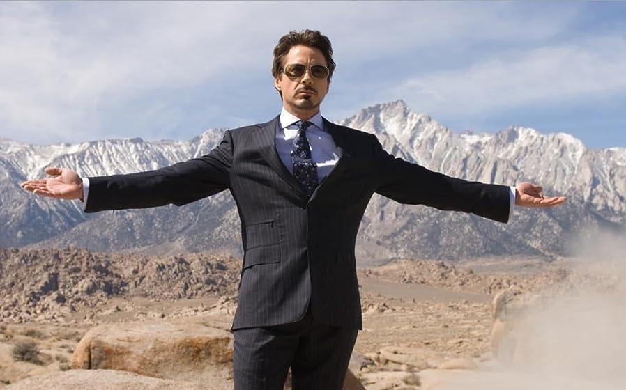 Iron Man i cried