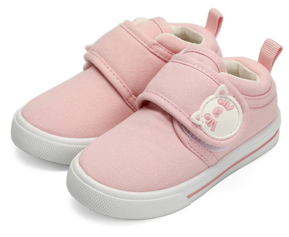 Sunsee Baby Toddler Cute Crib Shoes Slip On Comfort Shoes Loafers Soft Prewalker Anti