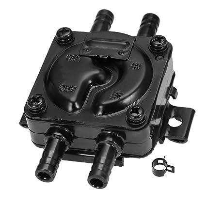 amazon com: fuel pump for onan engine p216g p218g p220g p224g b43e b48g  b48g b43 b48 p218 p220 mower: automotive