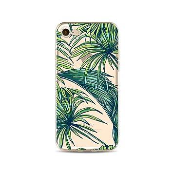 carcasa iphone 8 hojas