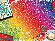 Buffalo Games - Puzzle Rainbow - 1000 Piece Jigsaw Puzzle