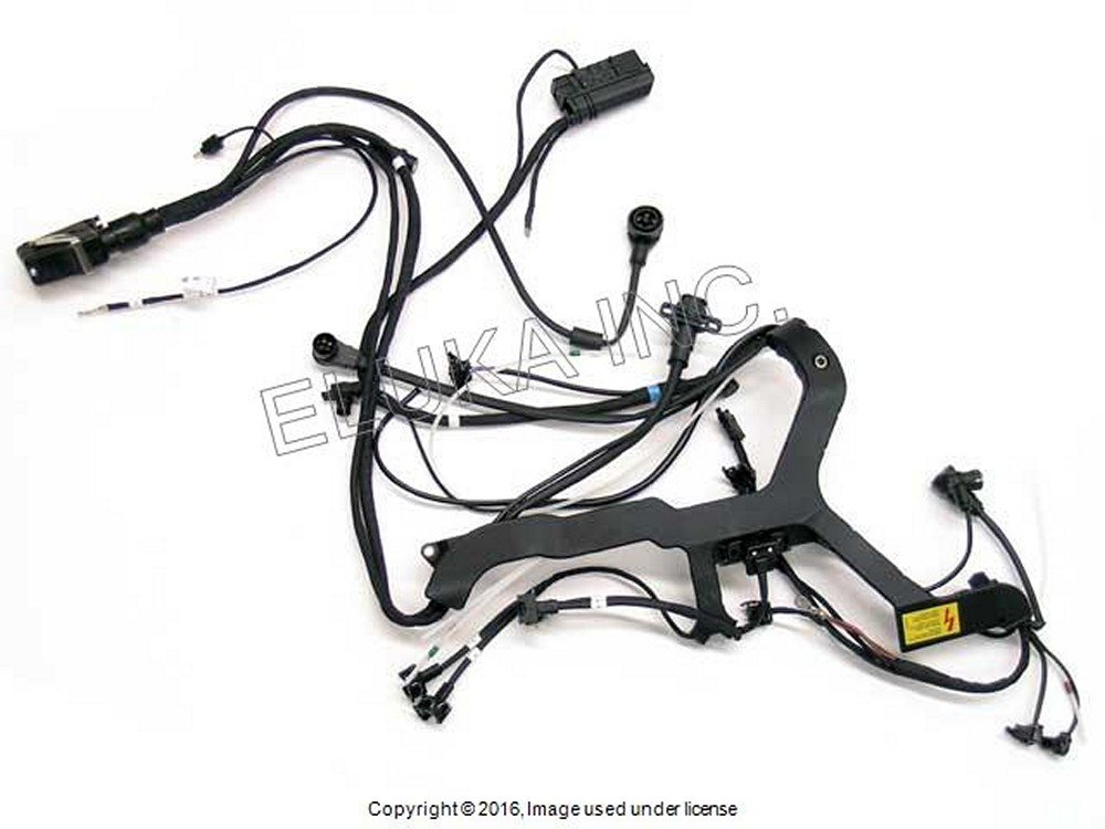 Groovy Amazon Com New Genuine Mercedes W202 C220 Engine Wiring Harness Wiring Digital Resources Tziciprontobusorg