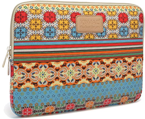 Kinmac Bohemian Laptop Sleeve for 7 inch to 8 Inch Tablet Pc