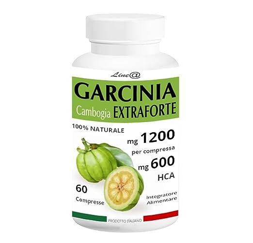 21 opinioni per GARCINIA CAMBOGIA EXTRAFORTE 1200mg per compressa 100% PURE (600mg HCA per cpr)