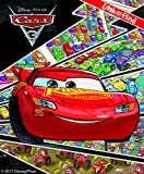 Disney Pixar Cars 3 Look and Find Book - PI Kids