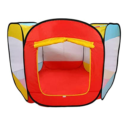 Playpen Activity Play House Large Indoor//Outdoor Kids Play Tents For Baby Gift