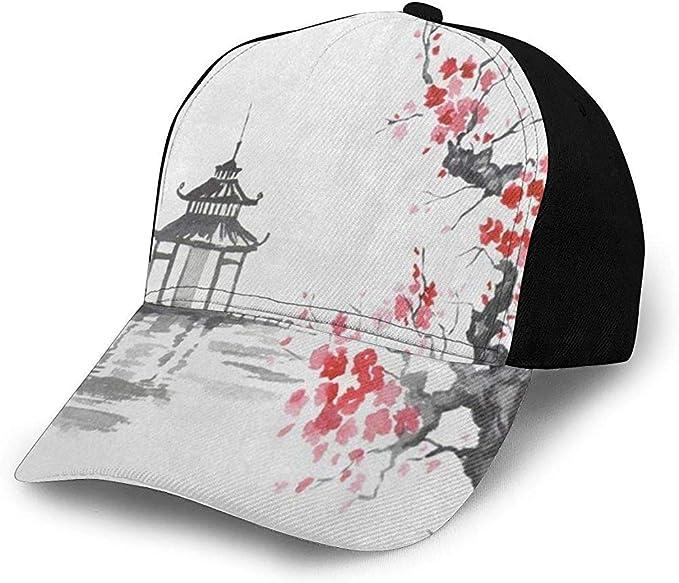 Gorra de béisbol Ajustable Sombrero de Camionero para Hombres ...
