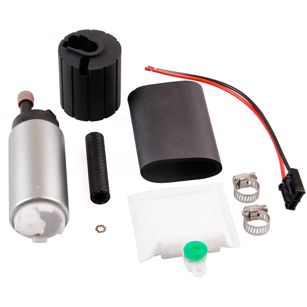 EDTara Fuel Electric Pump Car Walbro GSS342 255LPH High Pressure Intank Fuel Pump Diesel Pump