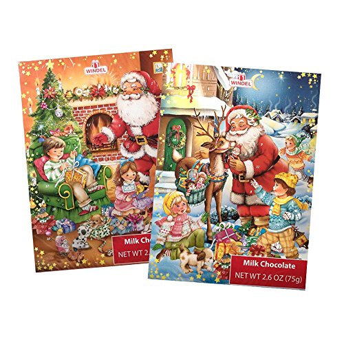 2 pack Windel Advent Calendar(2.6oz,75g)
