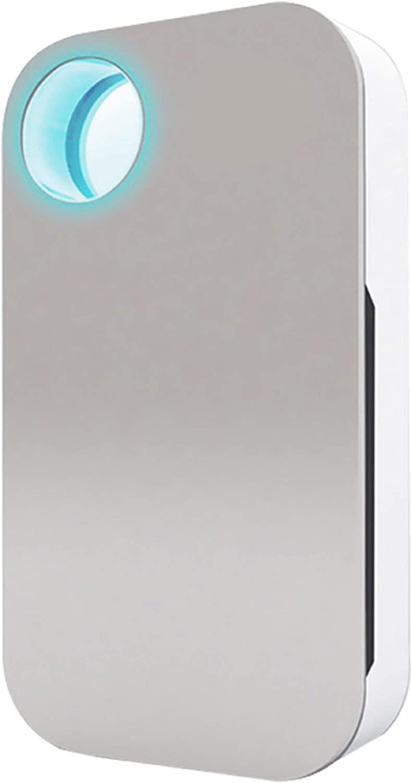 Air Genie Revolutionary Plug in Air Freshener - Filterless Air Ionizer - Modern Design Odor Eliminator for Bathroom, Bedroom Kitchen, Closets, Basements and More (1 Pack)